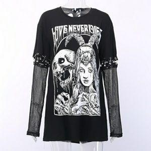 Killstar Truest Love shirt